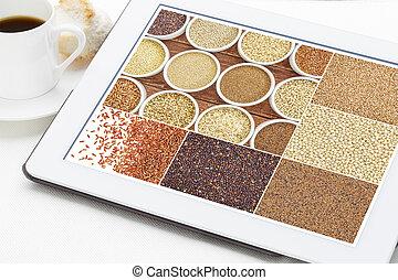 healthy gluten free grains