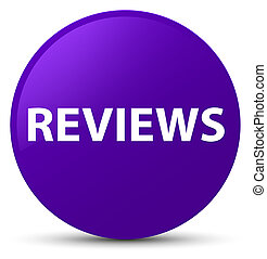 Reviews purple round button