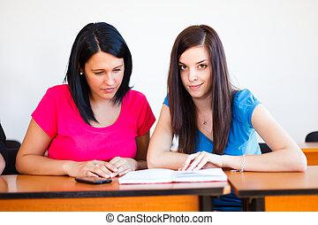 Revising Before Exam