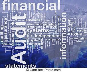 revision, begriff, finanziell, knochen, hintergrund