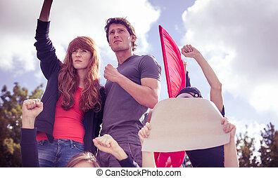 Revolt on the street