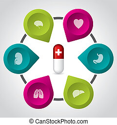 Revolutionary red pill for different organ diseases