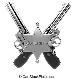 revolver gun