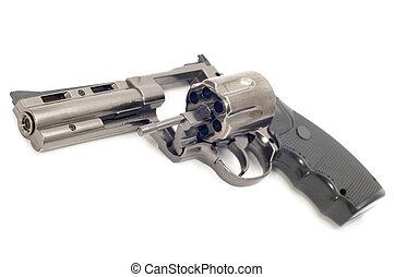 revolver lighter macro