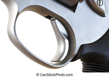 Revolver trigger - Double action revolver trigger that is...
