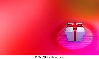 Revolving Gift HD Loop