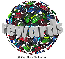 Rewards Credit Card Customer Loyalty Program Points