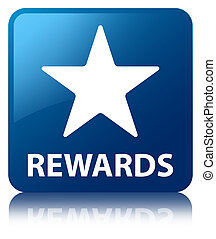 Rewards (star icon) blue square button