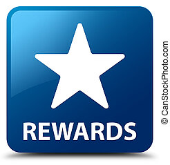 Rewards (star icon) blue square button
