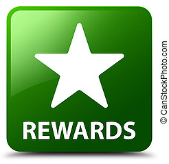 Rewards (star icon) green square button