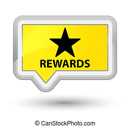 Rewards (star icon) prime yellow banner button