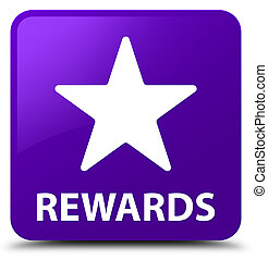 Rewards (star icon) purple square button