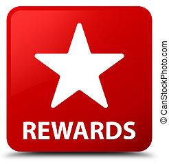 Rewards (star icon) red square button