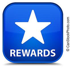 Rewards (star icon) special blue square button