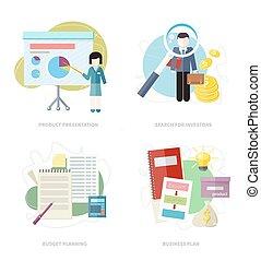 rewizja, akcjonariusze, handlowy, budżet, planowanie, plan