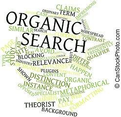 rewizja, organiczny