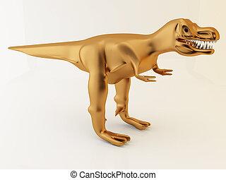 rex, tyrannosarus