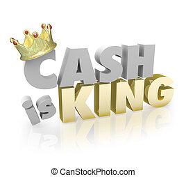rey, comprar, compras, potencia, credito, dinero, efectivo, ...
