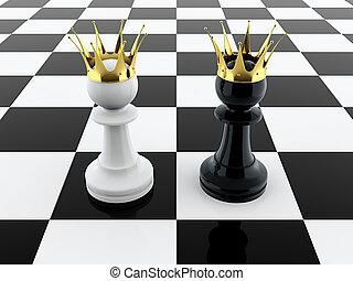 reyes, dos