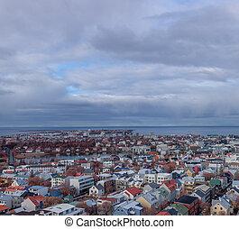 Reykjavik capital of Iceland