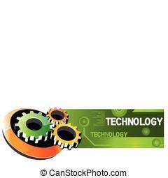 technology - RFID cards. Remote data transmission...