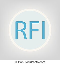 rfq, concetto, (request, information)