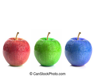 RGB Apples