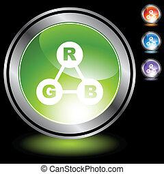 rgb, espectro de colores