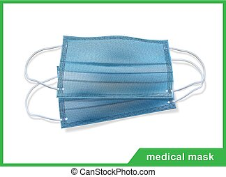 ???????? RGB - Medical shielding bandage isolated on white.
