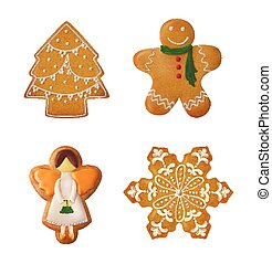 ???????? RGB - Seth gingerbread. Celebration of New Year and...