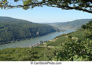 Rhine Journey - The Rheinsteig is a recently designated...