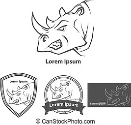 rhino head profile power