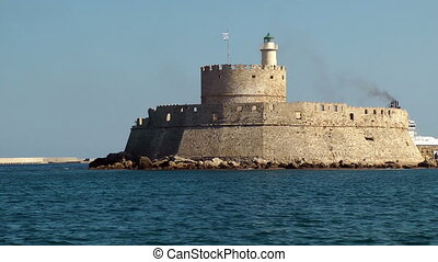 Rhodes fortress