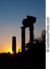 Rhodes Landmark Acropolis - Rhodes landmark ancient...
