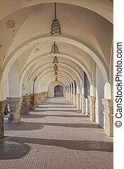 Rhodes Town Portico