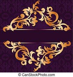 rhomb, χρυσός