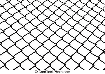 rhomb, net, draad, achtergrond