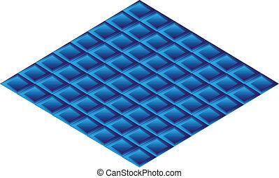 rhombus abstract