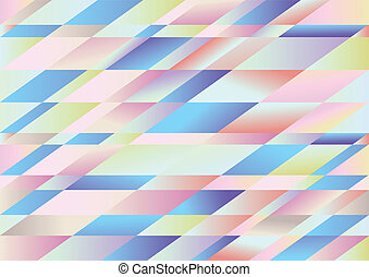 Rhombus light vector background