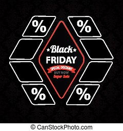 Rhombus Pices Black Friday