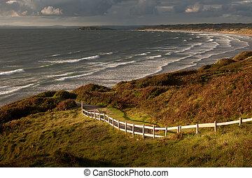 Rhossili Bay South Wales