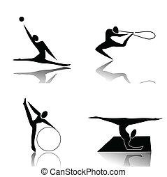 rhythmische gymnastik
