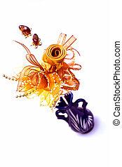Ribbon Flower III