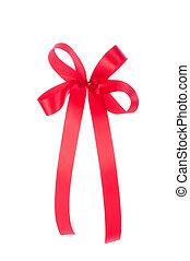 ribbon isolated on white background