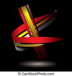 ribbon strike