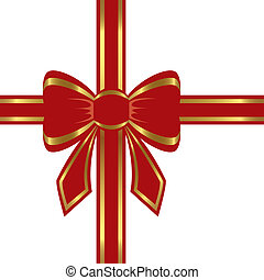 ribbon with bow