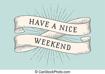 Weekend Clipart Animated