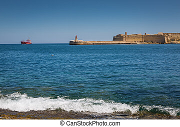 Ricasoli East Breakwater