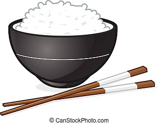 rice bowl illustrations and clipart 2 170 rice bowl royalty free rh canstockphoto com race clip art rice clip art images