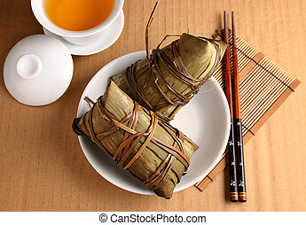 Rice dumpling for dragon boat festival